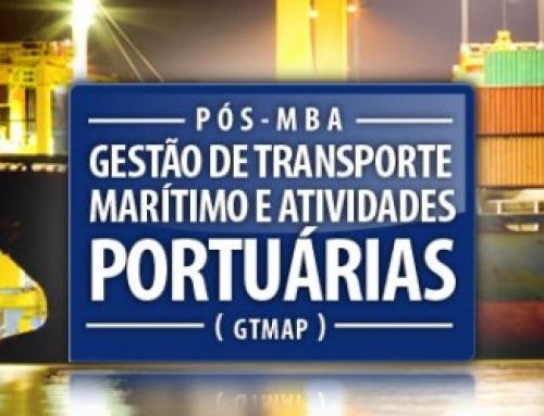 PÓS-MBA Gestão de Transporte Marítimo e Atividades Portuárias
