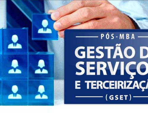 PÓS-MBA Gestão de Serviços e Terceirização